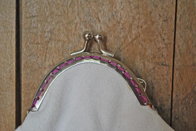 coin purse clasp