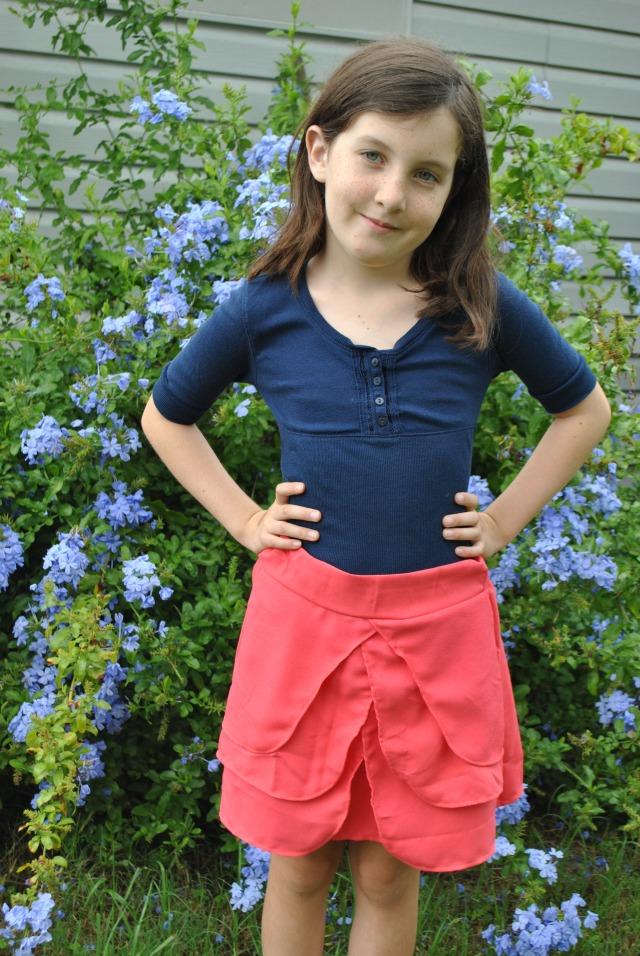 petal skirt 003