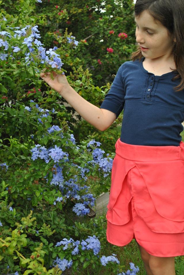 petal skirt 018