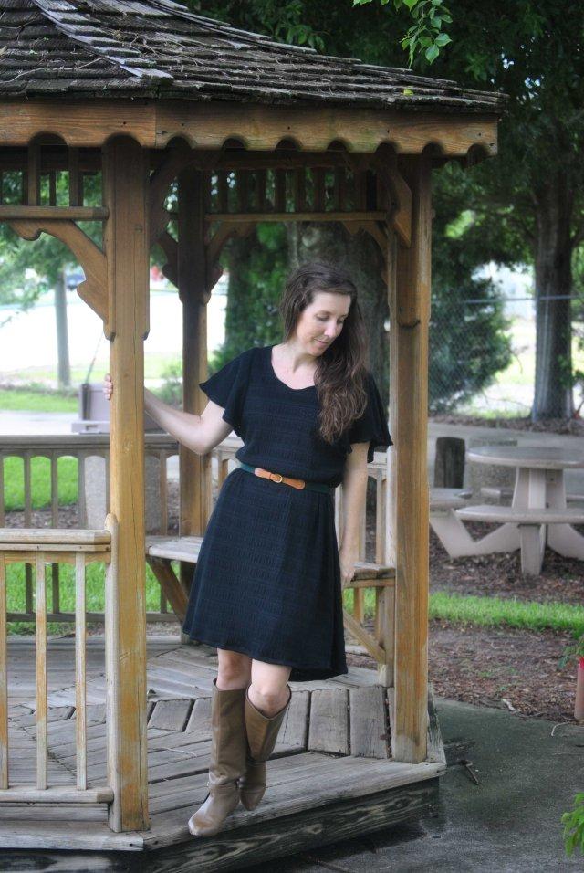 April Rhodes Date Night Dress