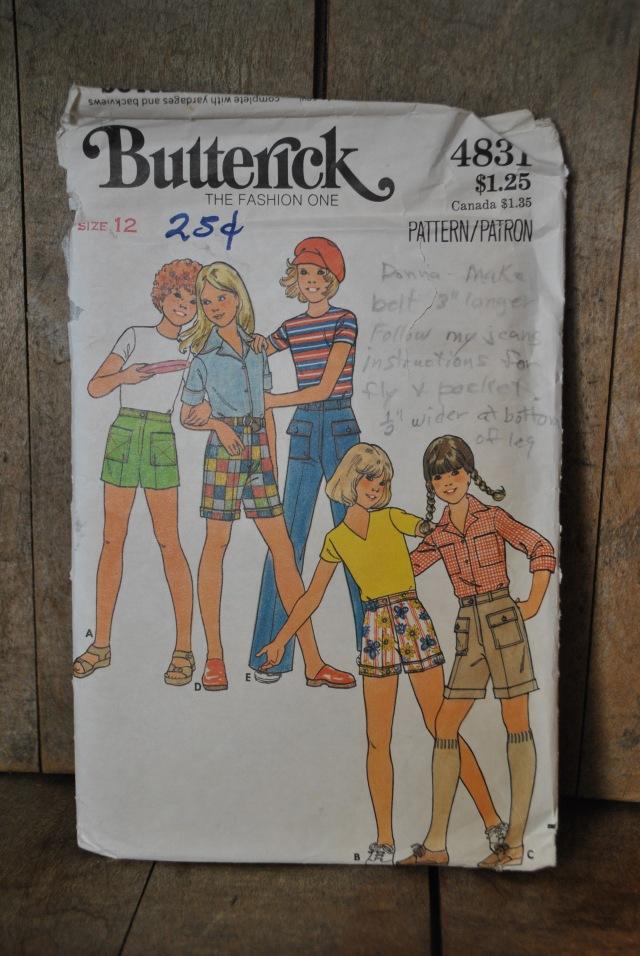 Butterick 4831