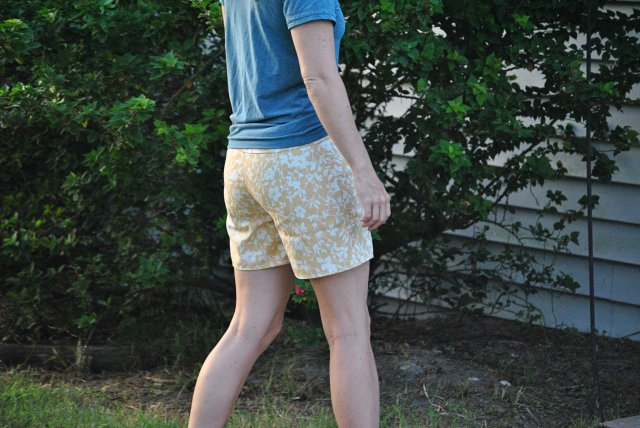 Upholstery Shorts for Me