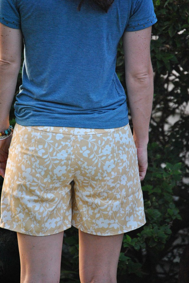 Upholstery Shorts
